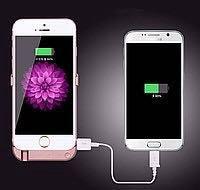 Внешний аккумулятор iPhone 6/6s/7