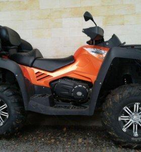 Квадроцикл CFMOTO X8 EFI EPS