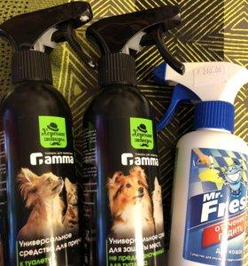 Средства для приучения и отучения кошек и собак