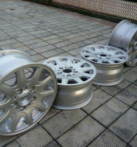 Комплект литых дисков BMW 5-120 r15