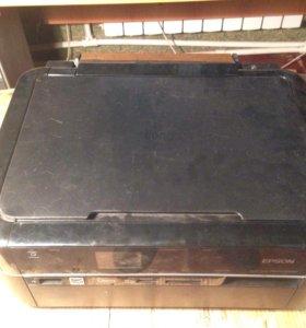 Epson px 660.