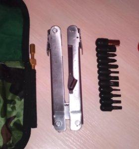Инструмент складной нож пассатижи RemiLing 21 в 1