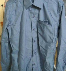 Новая рубашка на мальчика 122-128