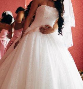 Свадебное платье акция