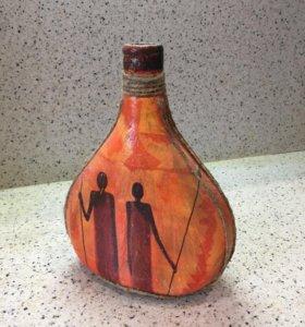 Декоративные бутылки
