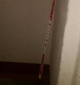 Клюшка с хоккейной изо летной