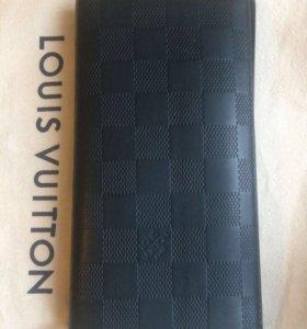 Бумажник Louis Vuitton Infini оригинал