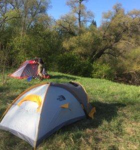 палатка North Face Assault 2