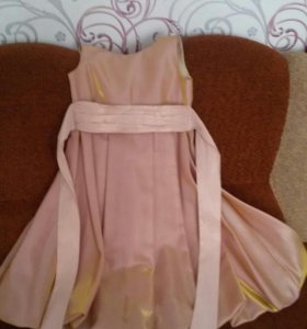 Платье прадничное