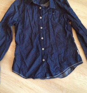 Рубашка джинсовая Adidas