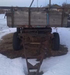 Тракторная телега 2ПТС4
