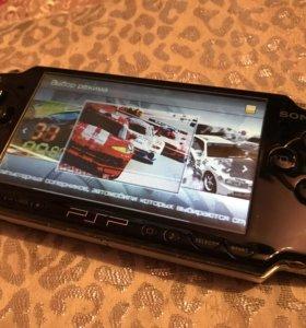 PSP 2000 + диск в подарок
