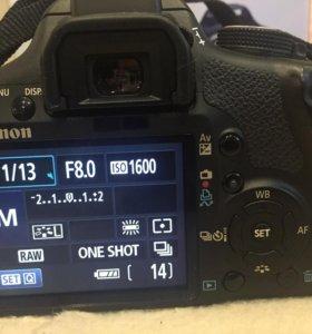 Canon eos 500d 18-135