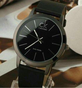 Calvin Klein стильные часы (унисекс) с гарантией
