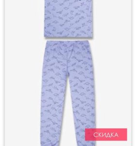 Пижама на мальчика 4-6 лет
