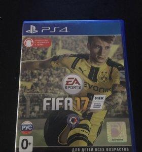 Игра FIFA 17