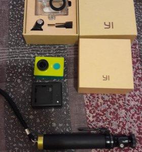 Экшн камера, Xiaomi Yi