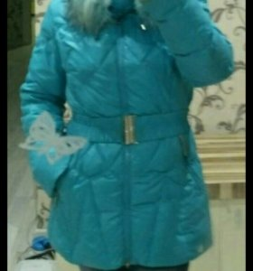 Куртка пуховик 46 размер