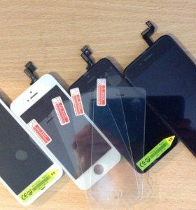 Комплектующие на iPhone