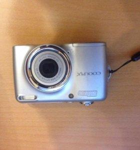Цифровой фотоопарат