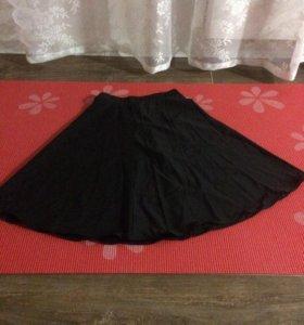 Фирменная юбка Grishko для характерного танца