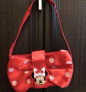 Сумочка для девочки Disney
