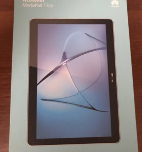 НОВЫЙ планшет Huawei MediaPad T3 16GB LTE Grey