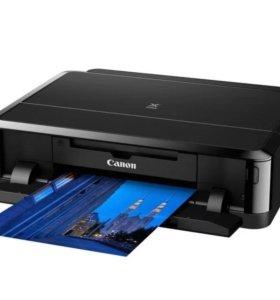Струйный принтер Canon PIXMA IP7240. Новый.