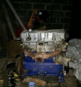 Двиготель ваз 2105