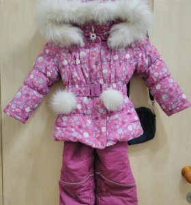 Зимний комплект Donilo