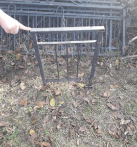 Ограда могильная