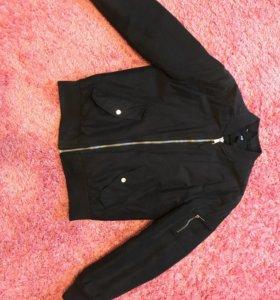 Куртка-бомбер H&M