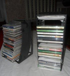Стойки для дисков и диски для ПК