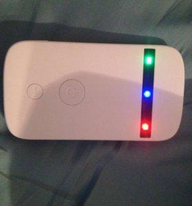 Высокоскоростной переносной4G/Wi-Fi-роутер Билайн.