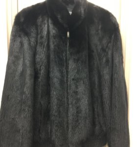 Куртка норковая мужская