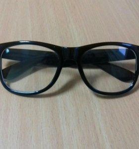 Имидживые очки