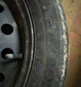 Комплект шины с дисками