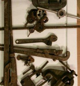 Инструмент слесарный