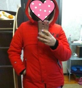Куртка, парка, зимняя