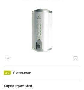 Водонагреватель electrolux 10 л