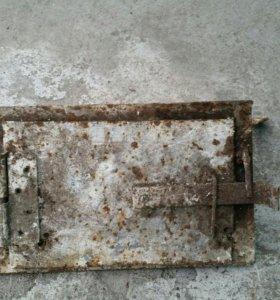 Дверца для поддувала