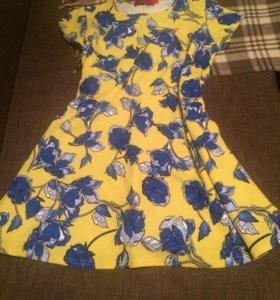 Платье-туника 🌹