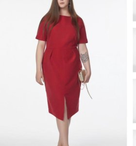 Новое платье . Р.52-54