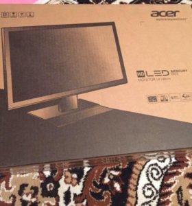 Новый Монитор Acer v196wl