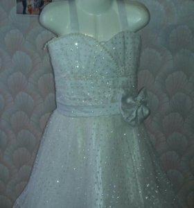 Платье карпоротивное
