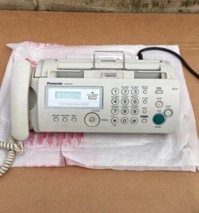 Телефон факс Panasonic Kx-fp207
