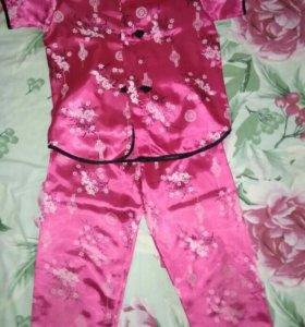 Домашний костюм для девочки