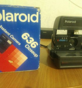 Фотоапарат Polaroid 636