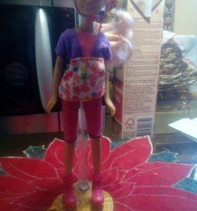 Кукла сестра Барби