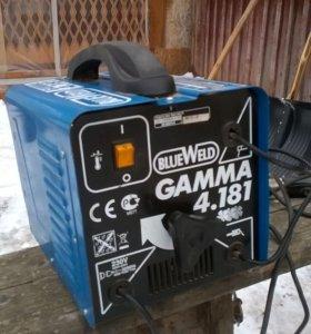 сварочный аппарат blueweld gamma 4.185